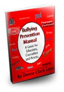 Bully Prevention Manual